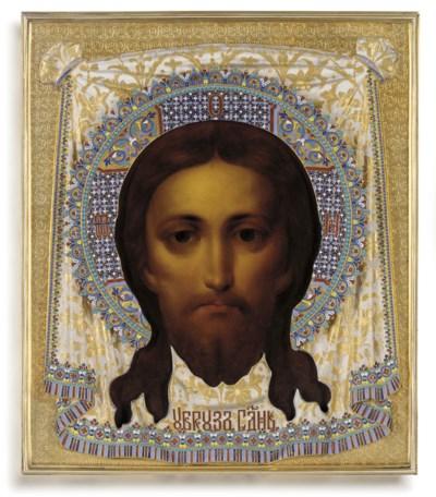THE HOLY MANDYLION WITH AN ELA