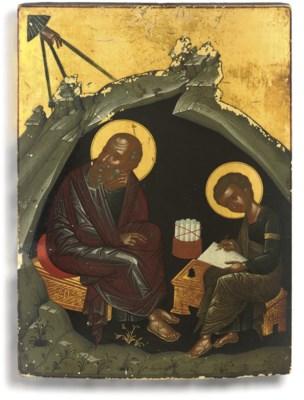 ST. JOHN THE THEOLOGIAN AND HI