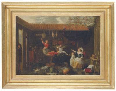 School of Antwerp, 17th Centur