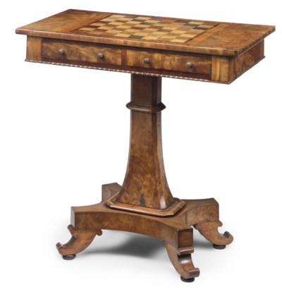 A JAMAICAN SATINWOOD AND SPECI