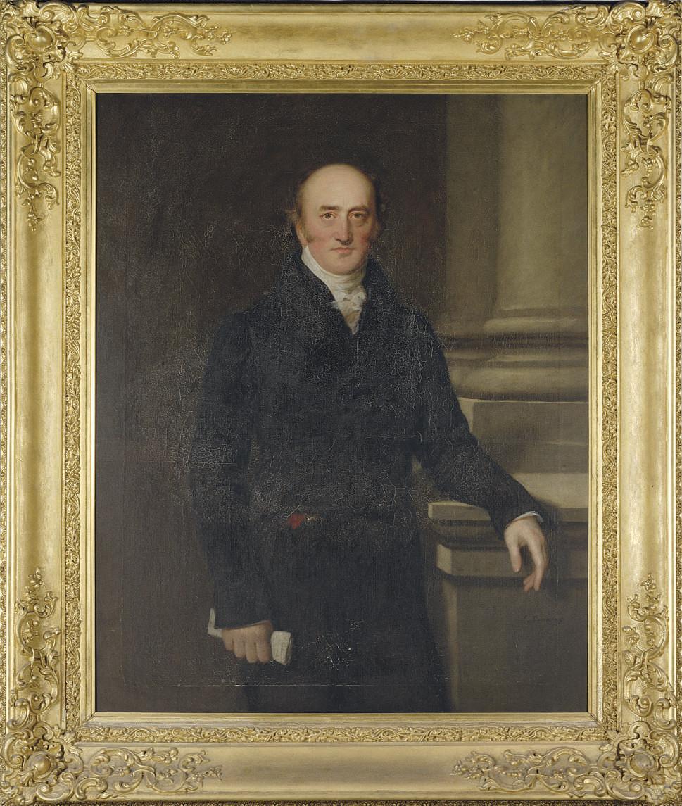 John Graham-Gilbert, R.S.A. (G