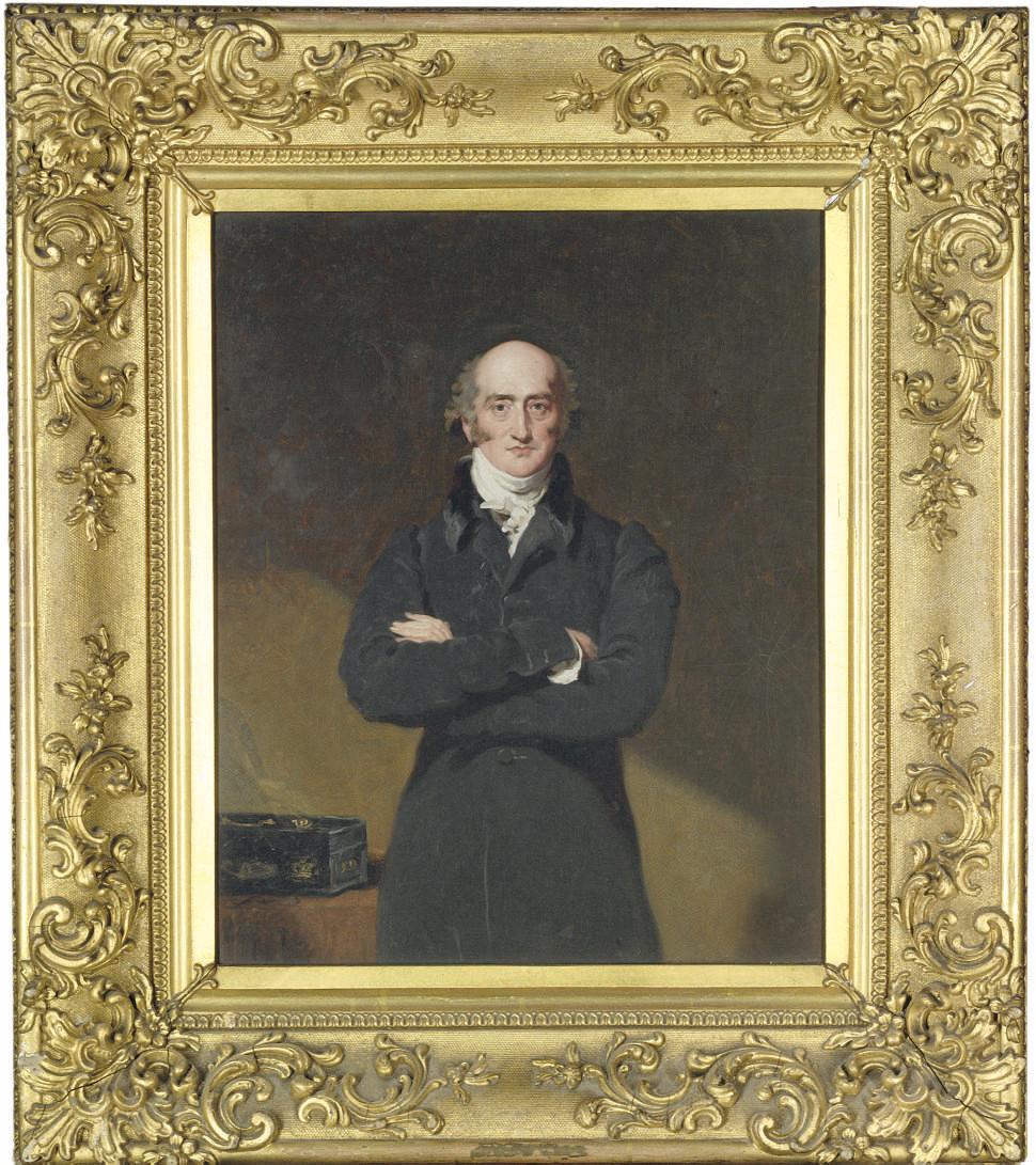Henry Wyatt (? 1794-1840 Prest