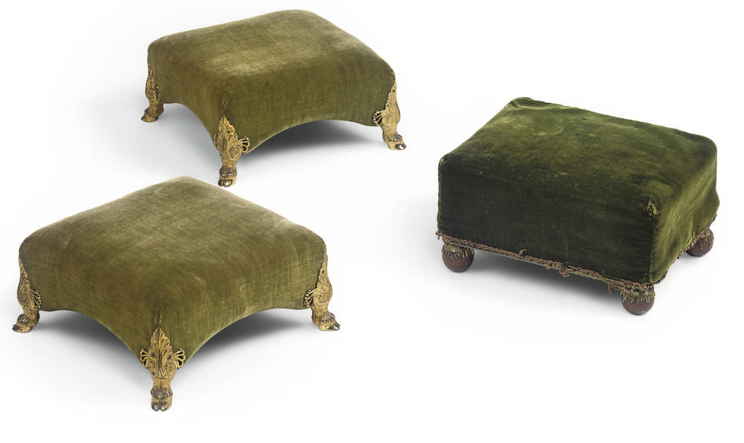 A PAIR OF LATE GEORGE III ORMO
