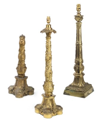 A PAIR OF EARLY VICTORIAN FOLI