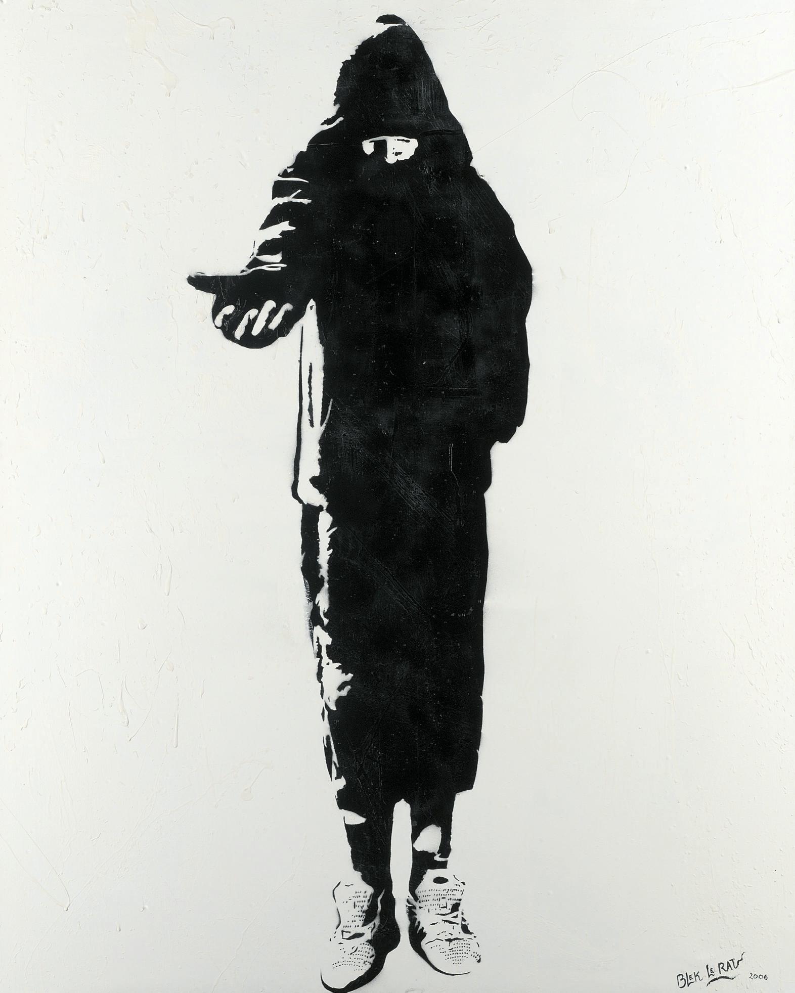 Blek Le Rat (b. 1951)