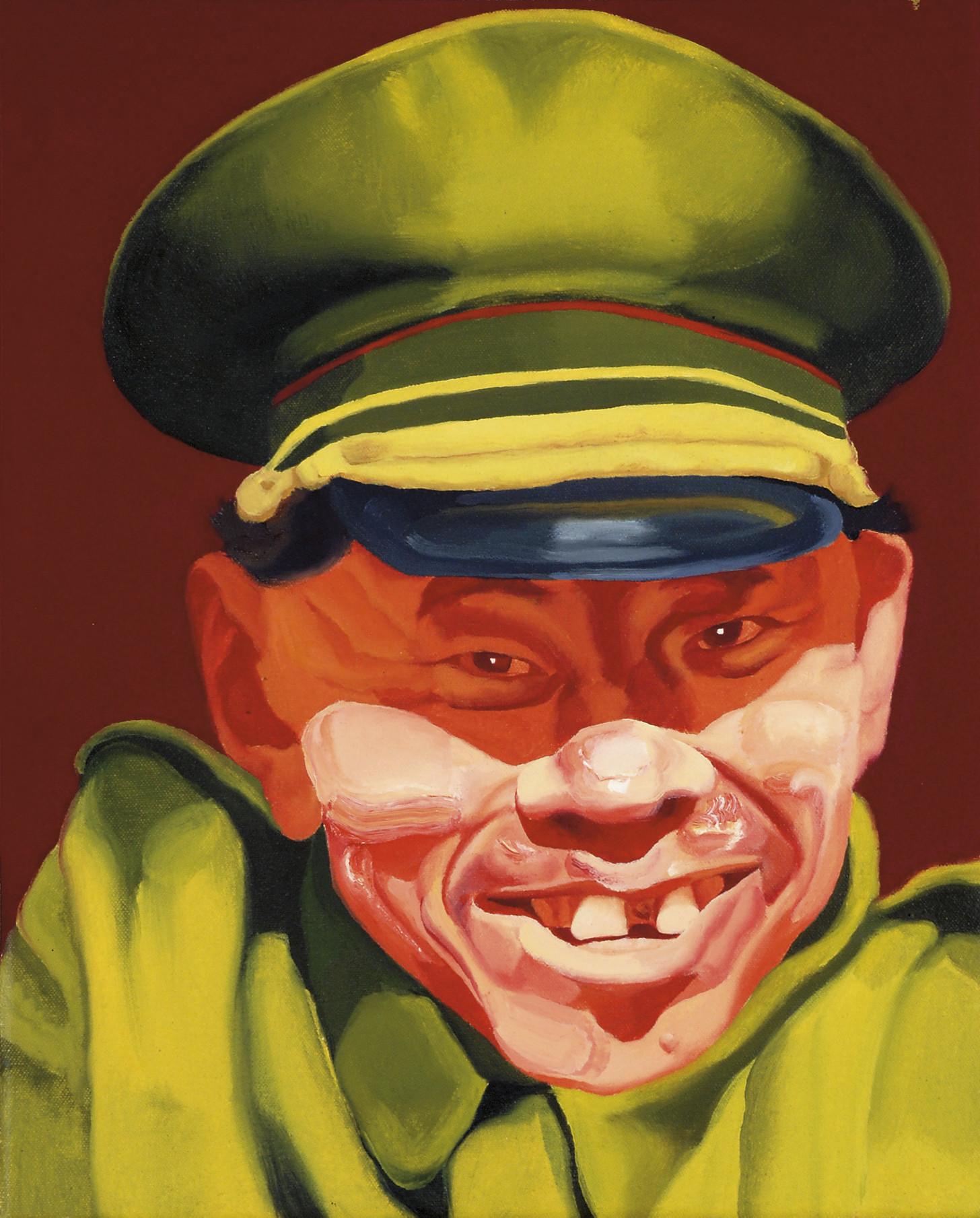 Yang Shaobin (b. 1963)