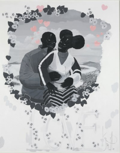 Kerry James Marshall (b. 1955)