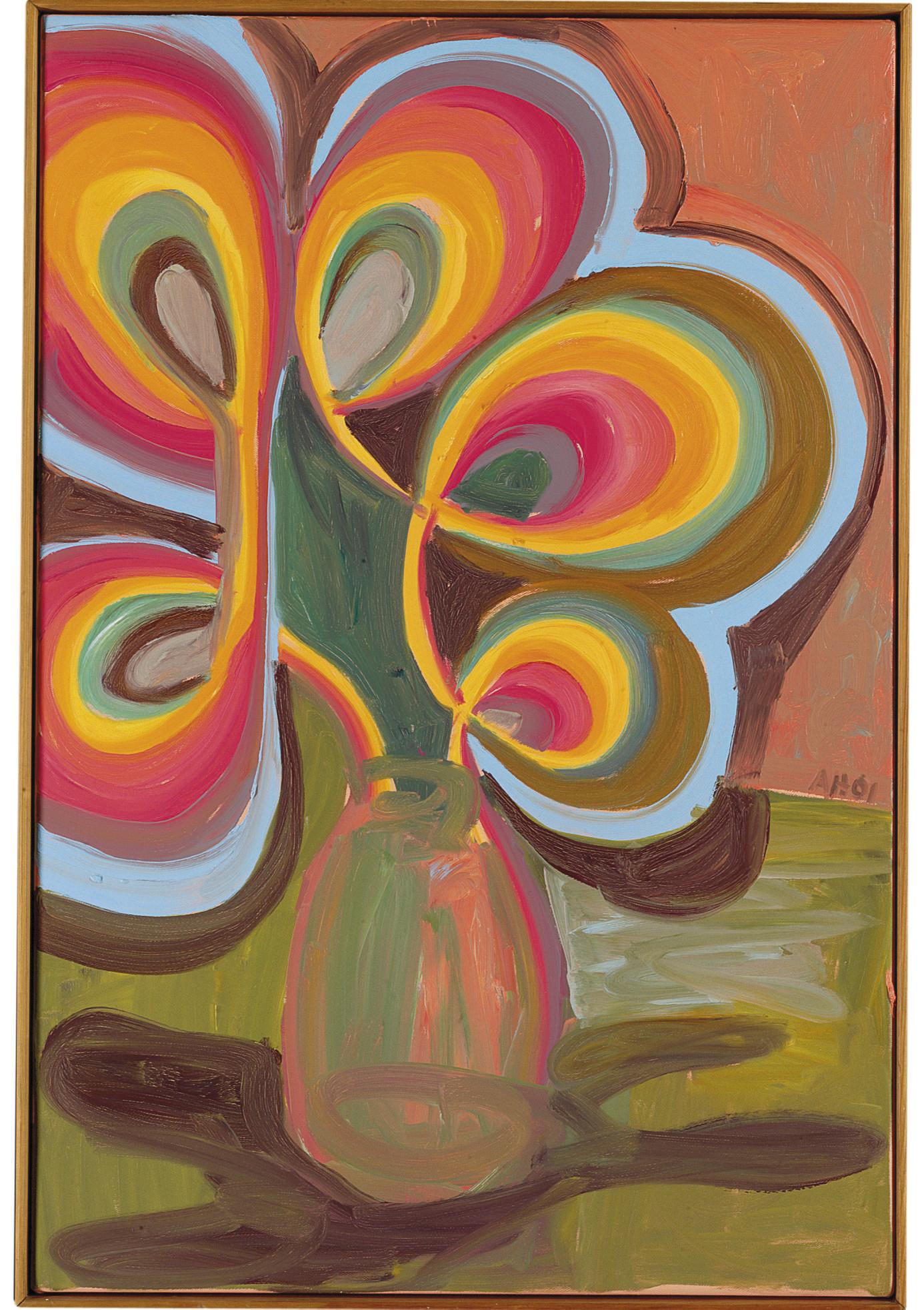 Blumenstilleben No 63