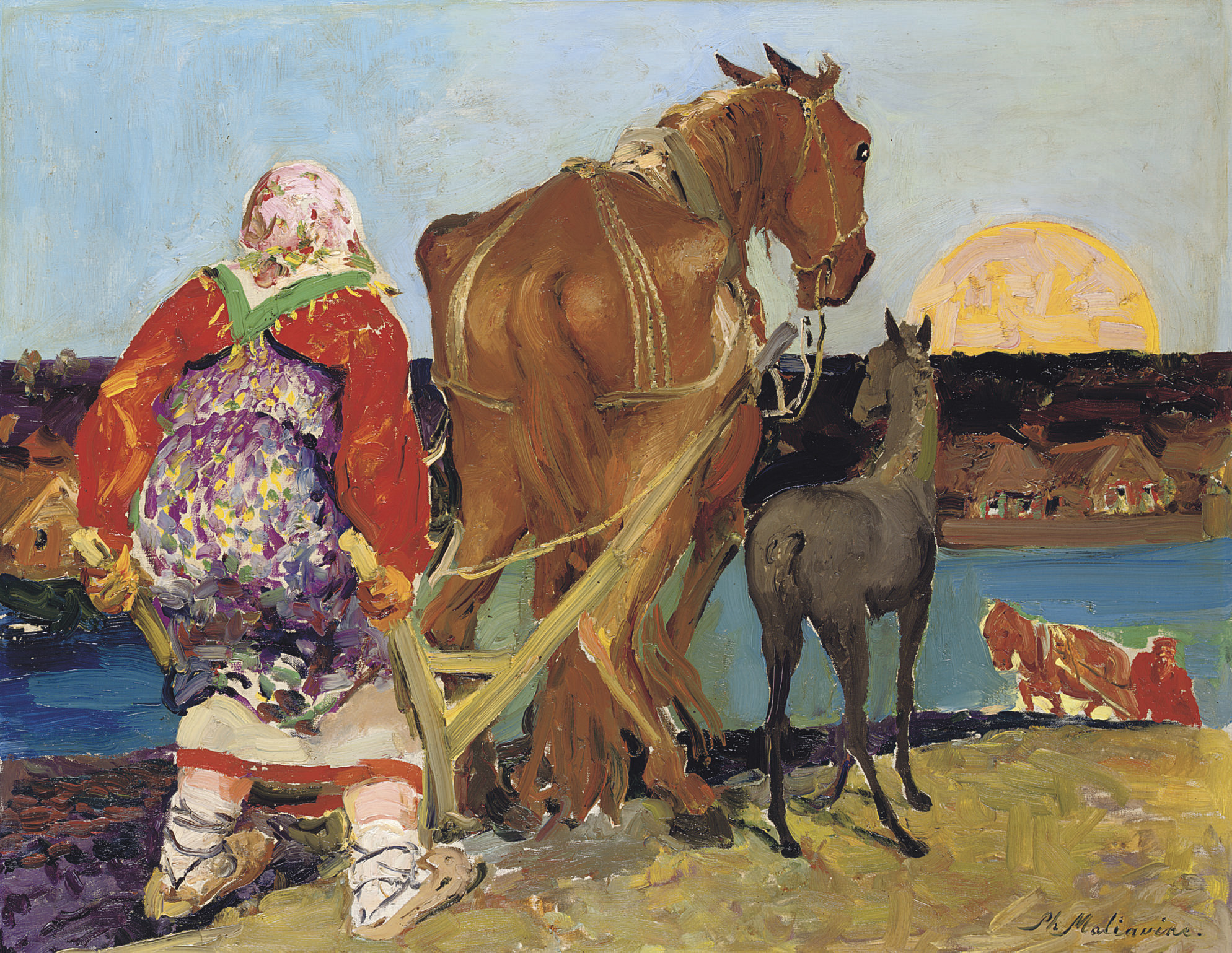 Filipp Maliavin (1869-1940)