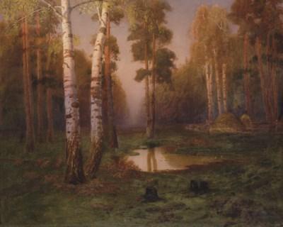Georgii Bashindzhagian (1857-1
