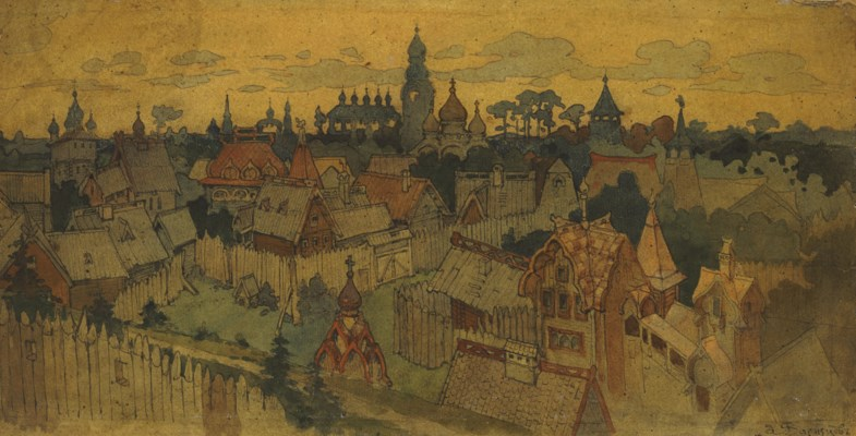 Apollinarii Vasnetsov (1856-19
