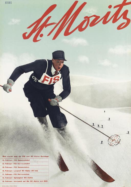 HERDEG, WALTER (1908-1995)