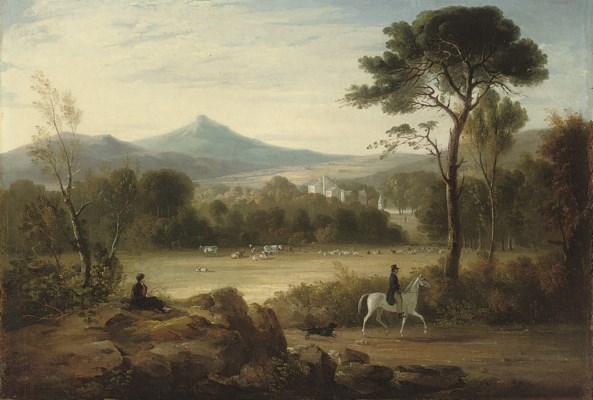 Hugh Irvine (fl.1808-1829)