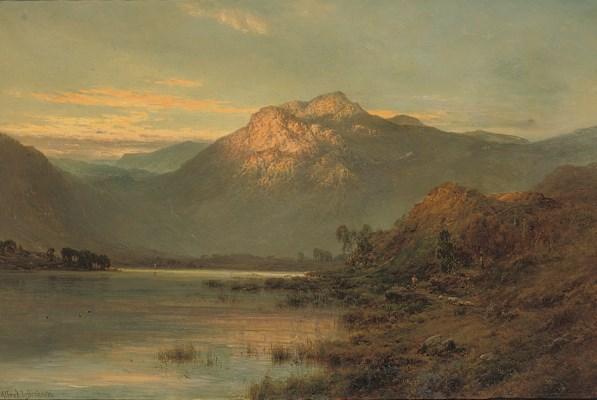 Alfred de Bréanski, Snr. (1852