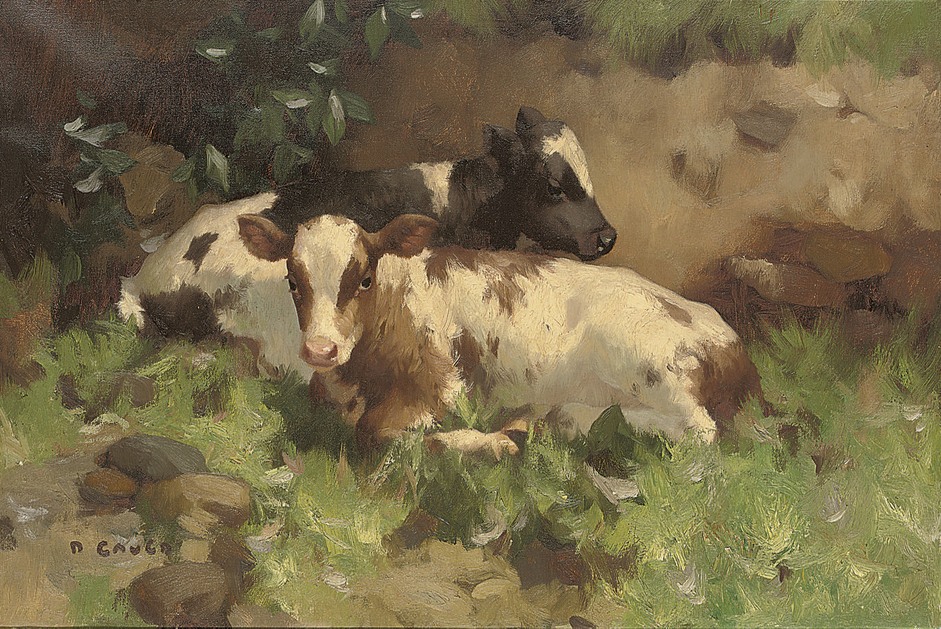 David Gauld, R.S.A. (1865-1936