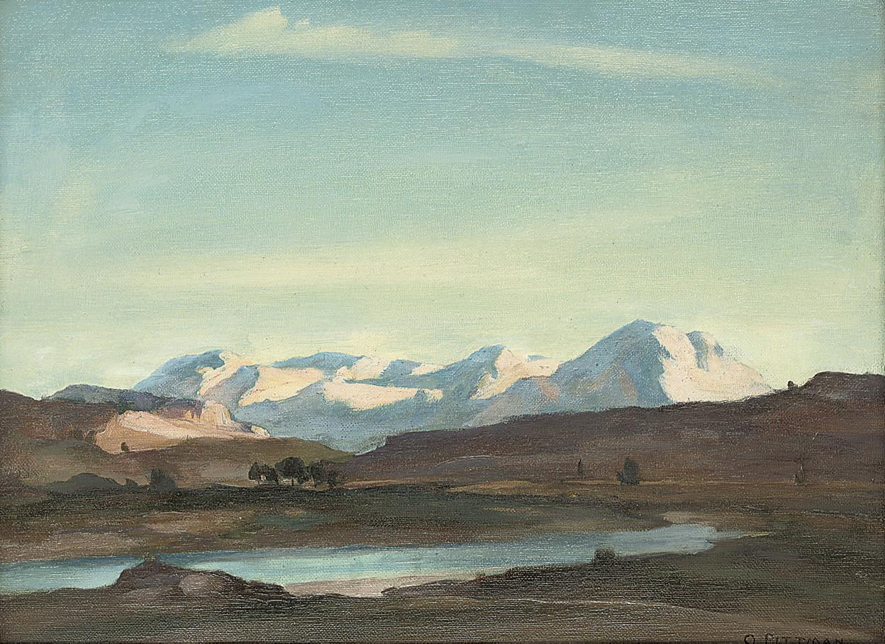 Osmund Pittman (1874-1958)
