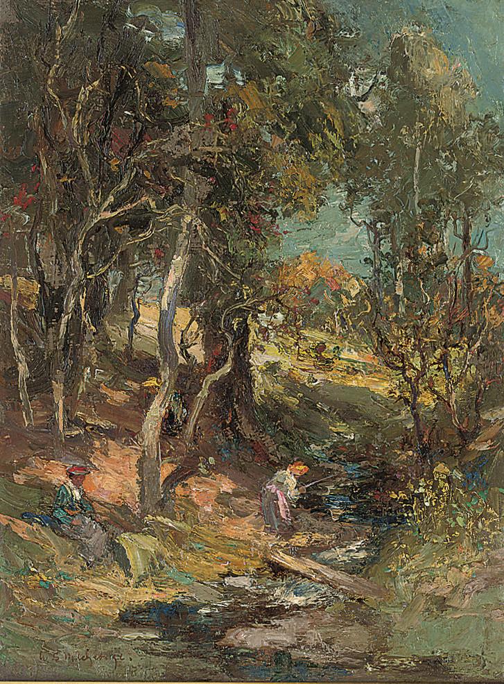 William Stewart MacGeorge, R.S