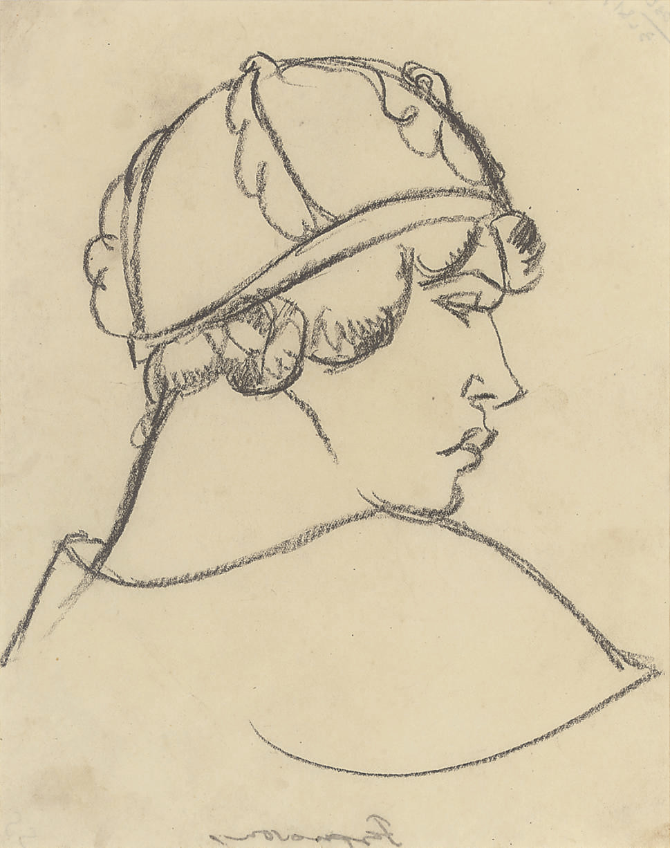 Cloche Hat, Kathleen Dillon