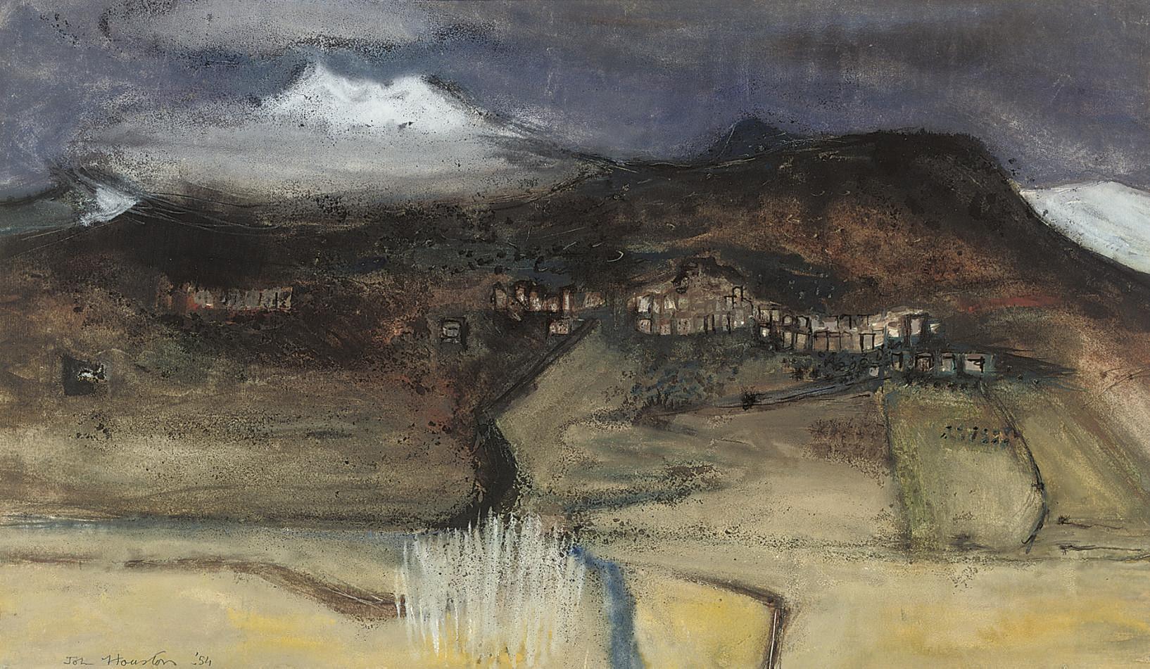 Image result for john houston artist