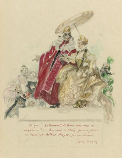 GONCOURT, Edmond de (1822-96).