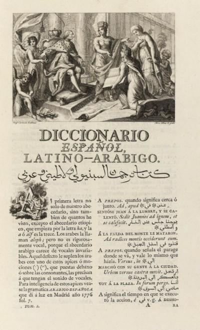 CANES, Francisco (1730-95).  D