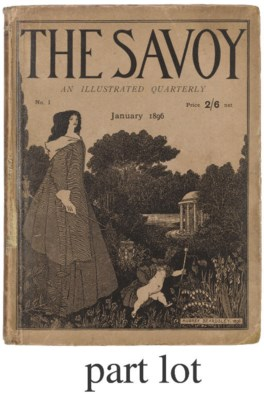 The Savoy.  An Illustrated Qua
