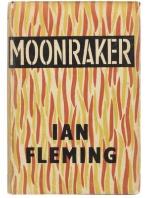 FLEMING, Ian (1908-64).  Moonr