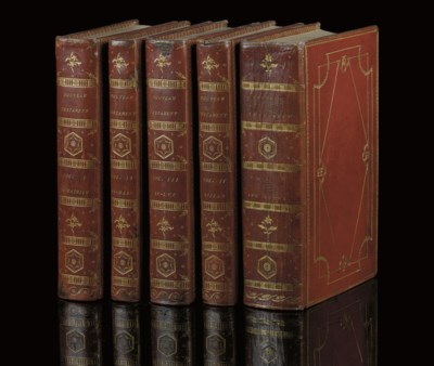 BIBLE, New Testament, Latin an