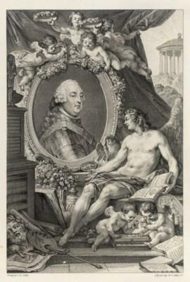 LACHAU, Geraud (Abbé de) & Abb