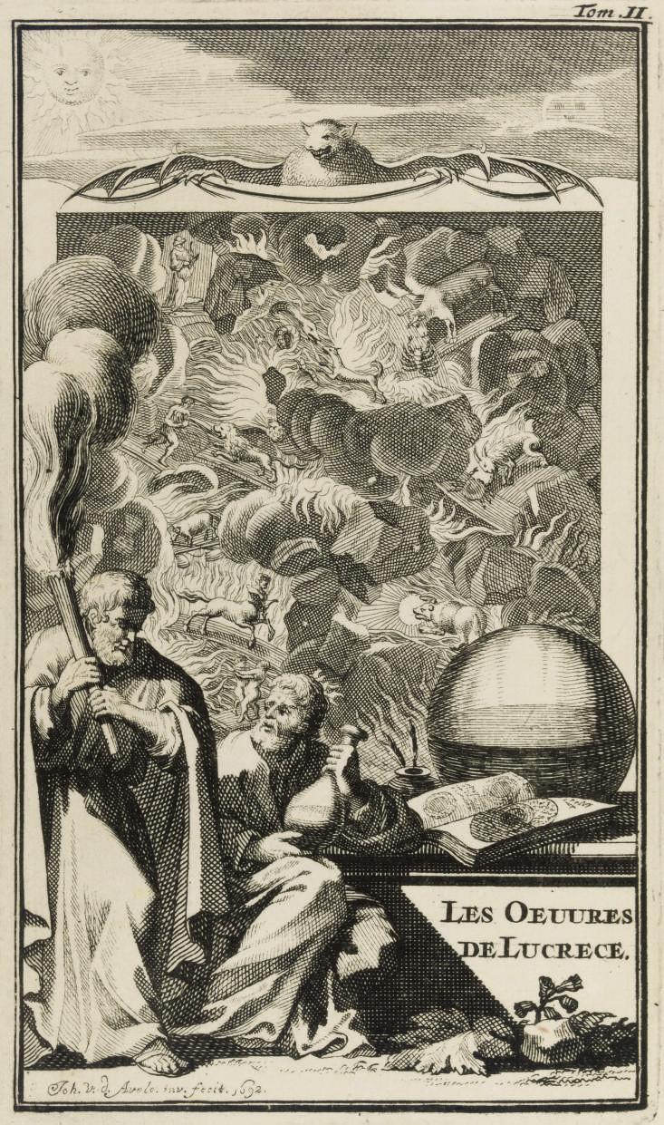 LUCRETIUS CARUS, Titus. Les oe