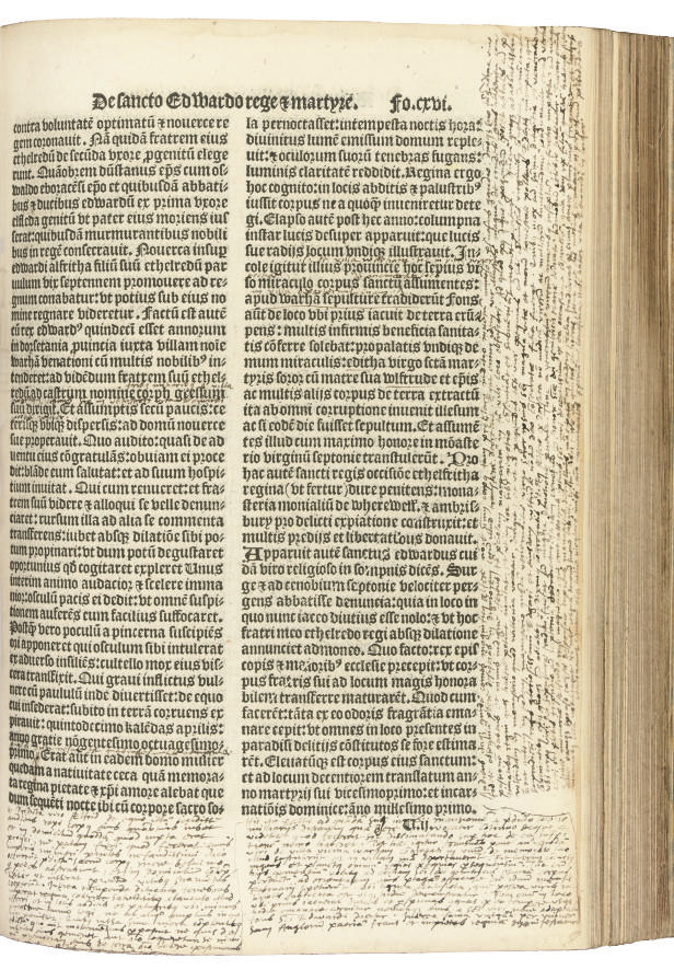 CAPGRAVE, John (1393-1464).  [
