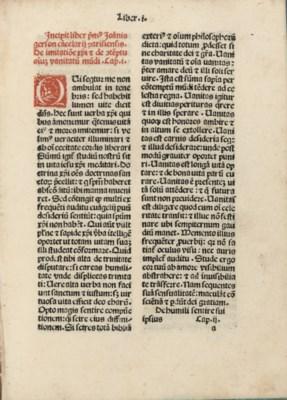 THOMAS à Kempis (1380-1471). D