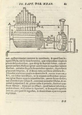 PORTA, Giambattista della (153