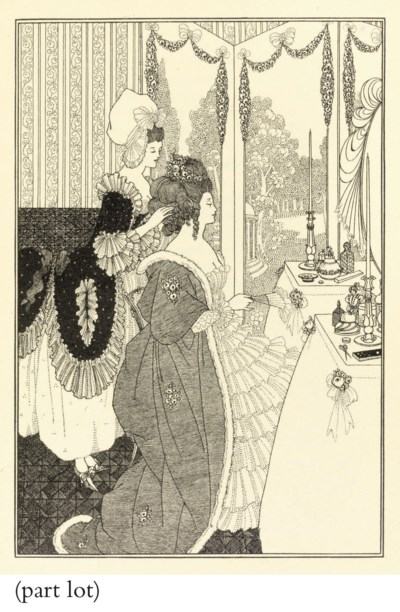 BEARDSLEY, Aubrey (1872-98).