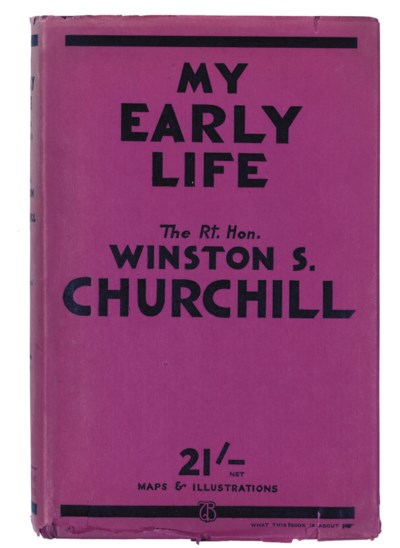 CHURCHILL, Winston Spencer (18