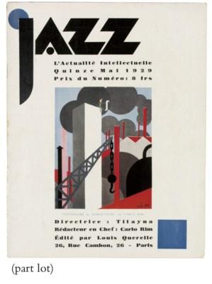 Jazz.  L' Actualité intellectu