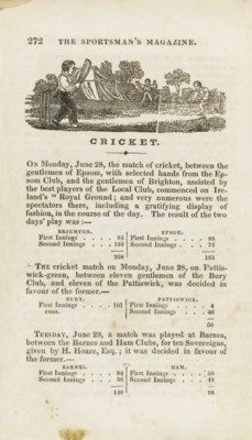 The Sportsman's Magazine; or,