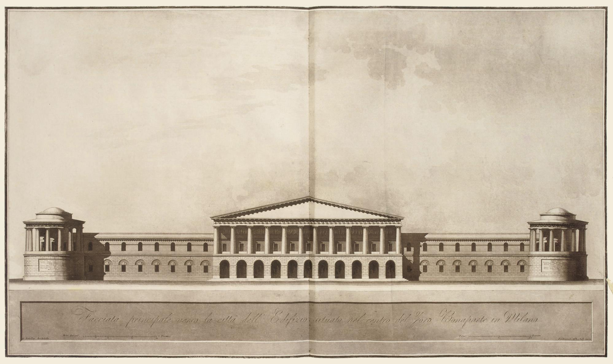 ANTOLINI, Giovanni (1754-1841)