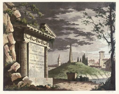 GALLIARI, Gaspare. Numero XXIV
