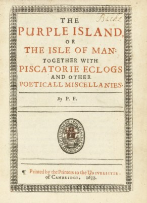 FLETCHER, Phineas (1582-1650).
