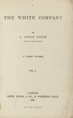 DOYLE, Arthur Conan (1859-1930