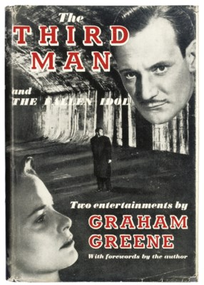 GREENE, Graham (1904-91).  The