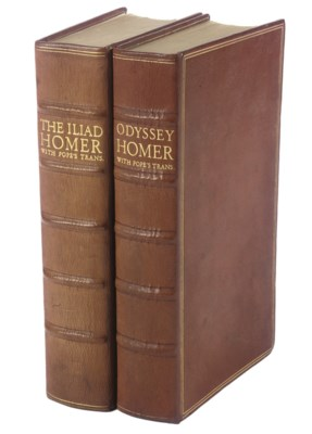 NONESUCH PRESS -- HOMER.  The
