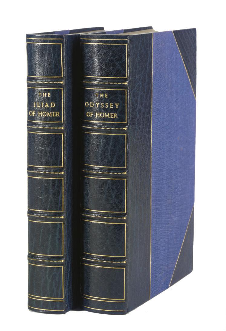 HOMER & William RUSSELL FLINT