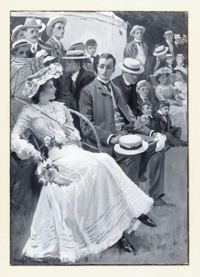 Harold Copping (1863-1932)