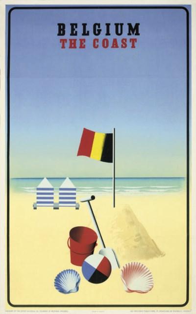MARFURT, LÉO (BELGIAN, 1894-19