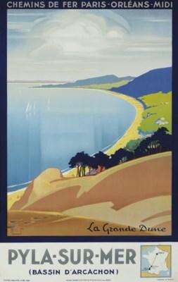 COMMARMOND, PIERRE (1897-1983)