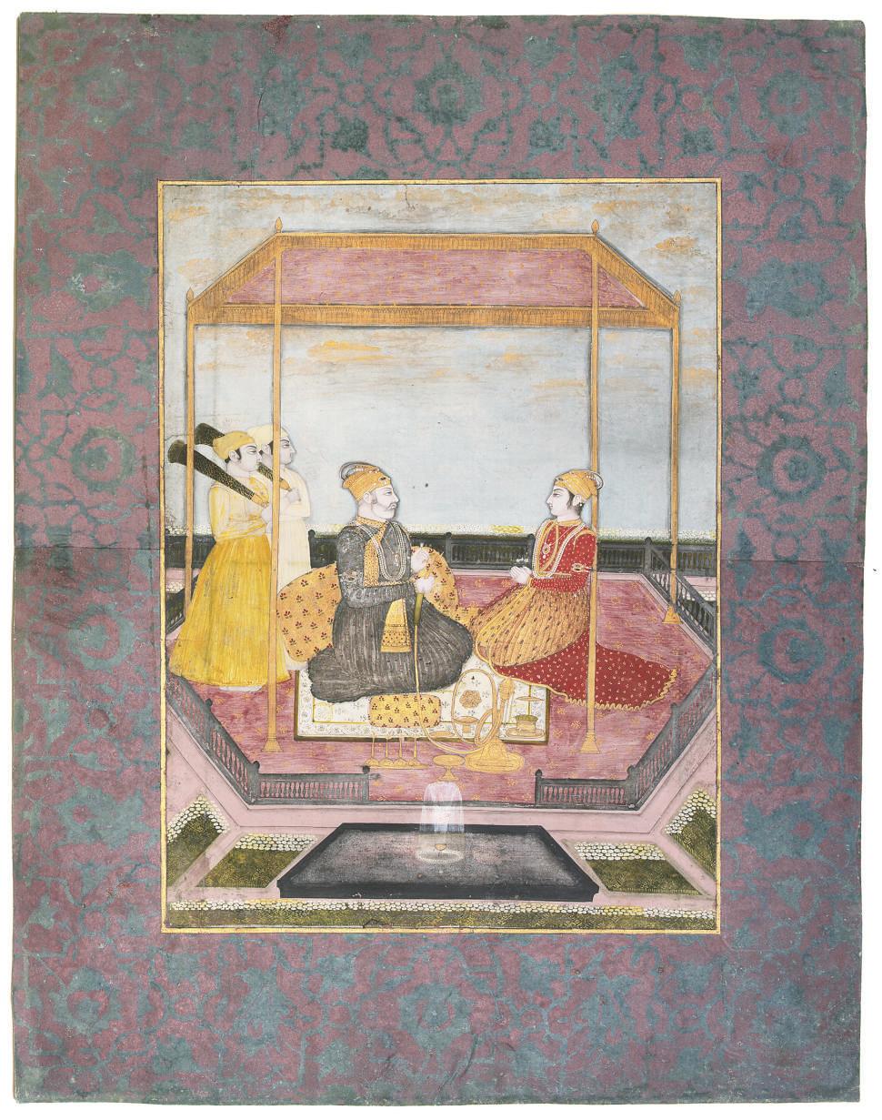 RAJA JAI SINGH OF KULU (1731-1