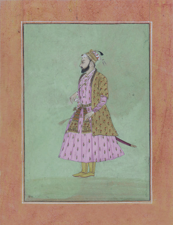 A COURTIER, PROVINCIAL RAJASTH