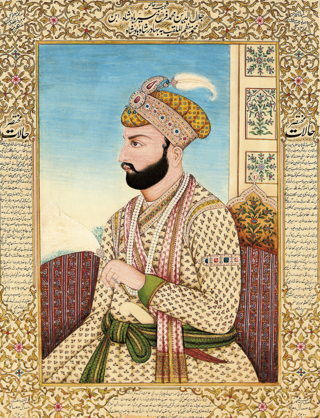 A PORTRAIT OF A PRINCE, INDIA,